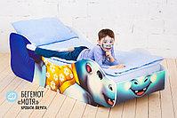 Детская кровать «Бегемот - Мотя», фото 4