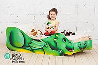 Детская кровать «Дракон - Задира», фото 2