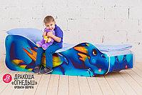 Детская кровать «Дракоша - Огнедыш», фото 3
