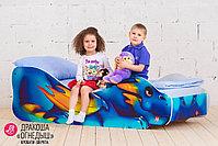 Детская кровать «Дракоша - Огнедыш», фото 4