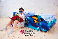 Детская кровать «Дракоша - Огнедыш», фото 5