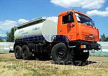 Автоцистерна для пищевых продуктов КамАЗ 66065-11-10 (Сборка РФ, 2014 г.)