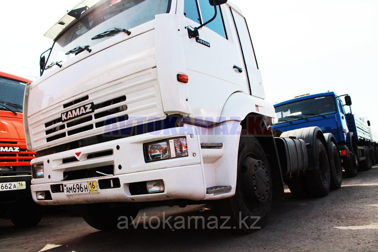 Седельный тягач КамАЗ 65116-019 (2014 г.)