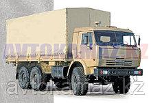 Бортовой грузовик КамАЗ Бортовой 43118 с КМУ (Сборка РФ, 2014 г.)