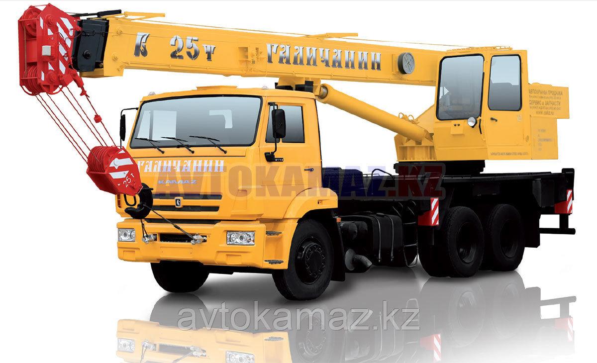 Кран КамАЗ КС-55713-1 (2016 г.)