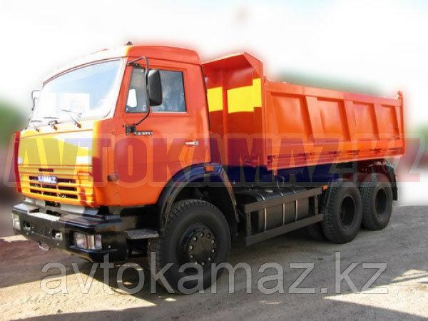Самосвал КамАЗ 45142-011-15 (2016 г.)