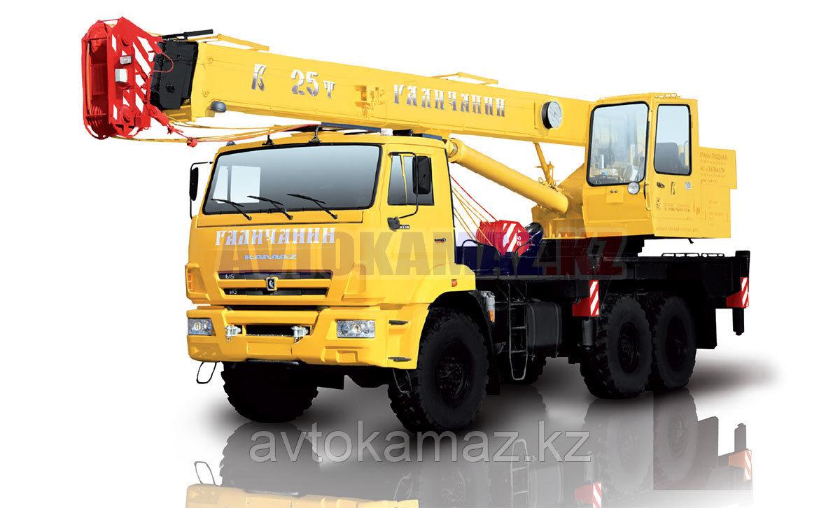 Кран КамАЗ КС 55713-5 (2015 г.)