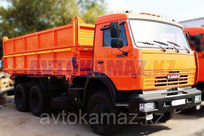Самосвал КамАЗ 45143-012-15 (2016 г.)