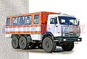 Вахтовка КамАЗ 4208-030-15 (Сборка РФ, 2013 г.), фото 2