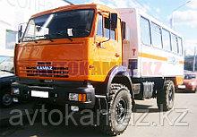 Вахтовка КамАЗ 42111-110-11 (Сборка РФ, 2013 г.)