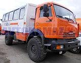 Вахтовка КамАЗ 42111-110-11 (Сборка РФ, 2013 г.), фото 3