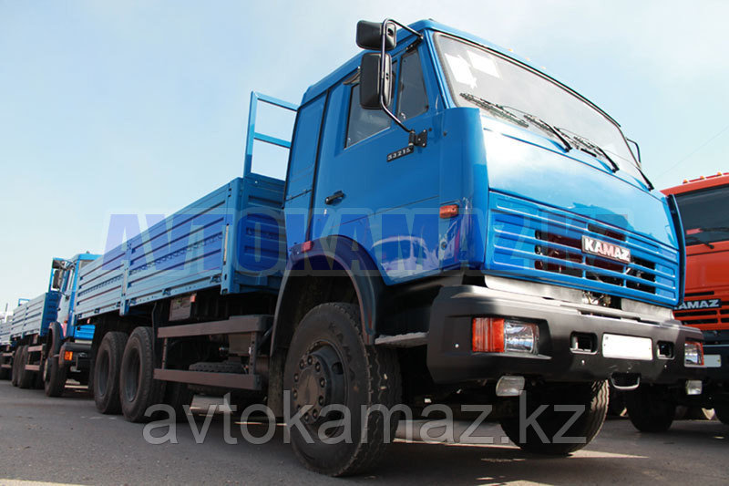 Бортовой грузовик КамАЗ 53215-052-15 (2016 г.)