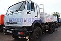 Бортовой грузовик КамАЗ 43118-013-10 (2016 г.), фото 2