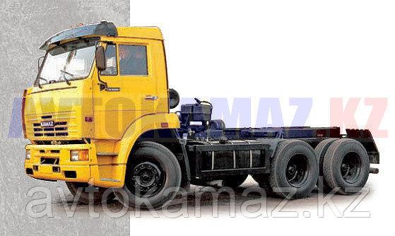 Шасси КамАЗ 65115-1963-62 (2016 г.)