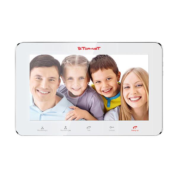 "Монитор IP видеодомофона TR-29 IP W 7"" белый"