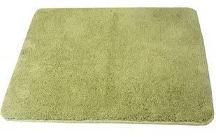 Коврик одинарный в ванную комнату  FIXSEN  0126А Green (зеленый)  (50х70см)