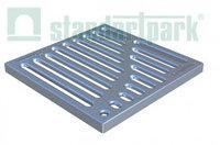 Решетка водоприемная штампованная стальная оцинкованная, кл. А15