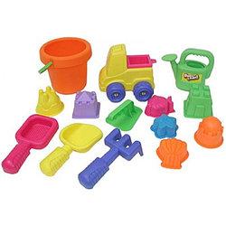 Beach Fun Набор для песочницы (15 игрушек)