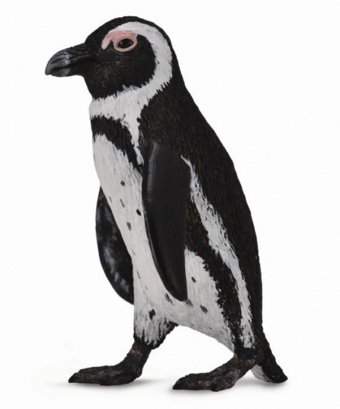 Collecta Фигурка Южноафриканский пингвин, 5 см
