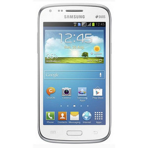 Смартфон GSM Samsung GT-I8262CWASKZ THX-AD-4.3-5-3 Galaxy Core DS Chic White