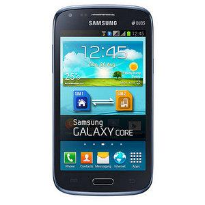 Смартфон Samsung GT-I8262MBASKZ THX-AD-4.3-5-3 Galaxy Core DS Metallic Blue