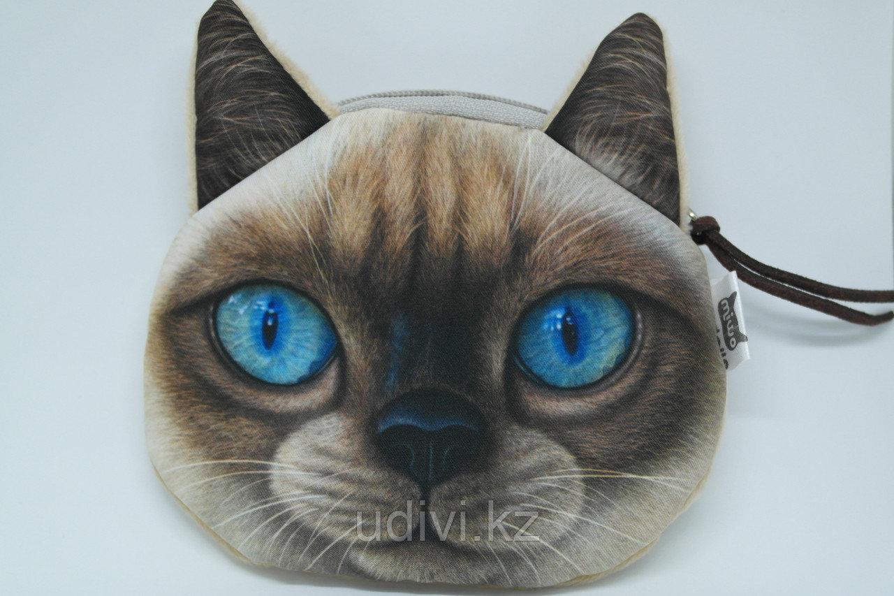Кошельки Домашние кошки