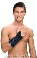 Бандаж на лучезапястный сустав с анатомическими шинами