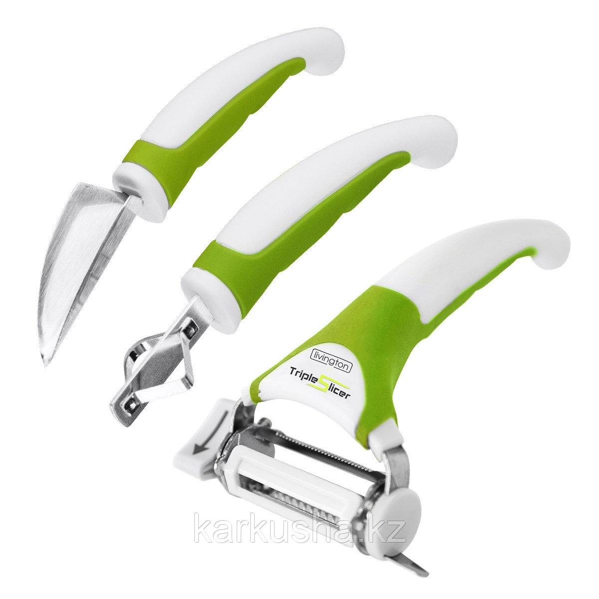 Triple Slicer 3 в 1  нож для чистки