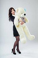 Мишка 140 см белый