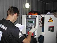 Сервисное обслуживание дизель-генераторных установок (ДГУ)