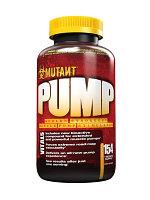 Окись азота Mutant Pump, 154 caps.