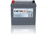 Аккумулятор DETA  DA 654 (65 Аh -+)