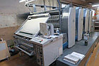 Ryobi 784 б/у 2007г - офсетная 4-красочная печатная машина, фото 2