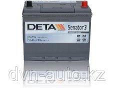 Аккумулятор DETA  DA 754/ DA 755 (75 Аh -+)