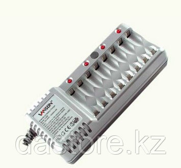 VANSON V-998 зарядное устройство на 8 аккумуляторов АА/AAA