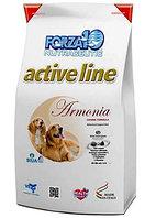 Диетический сухой корм для стабильного физического и психического состояния собаки Forza10 Armonia (рыба)