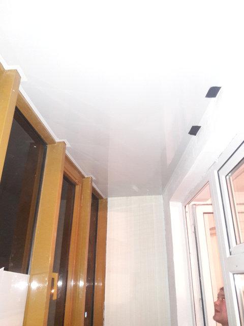 Обшивка и утепление балкона в ЖК 7 бочек 16