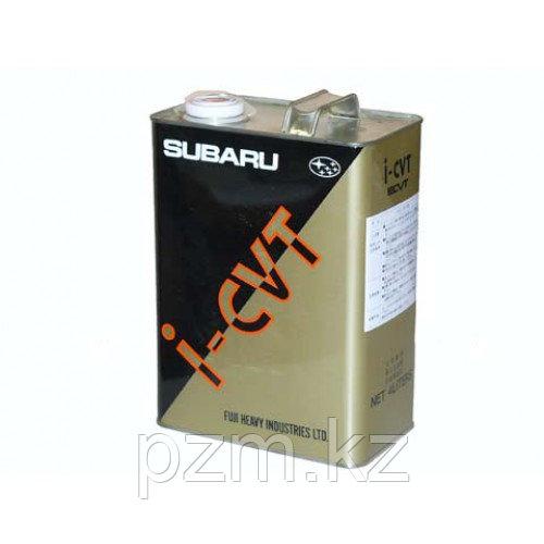 SUBARU i-CVT 4L (K0415YA090) Масло для автоматических коробок передач автомобилей СУБАРУ типа ECVT