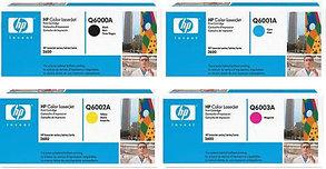 Картриджи Hp Q6000A, Q6001A, Q6002A, Q6003A.    , фото 3