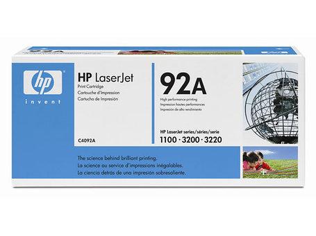 Картридж HP C4092A для LJ 1100/1100A/3200, фото 2