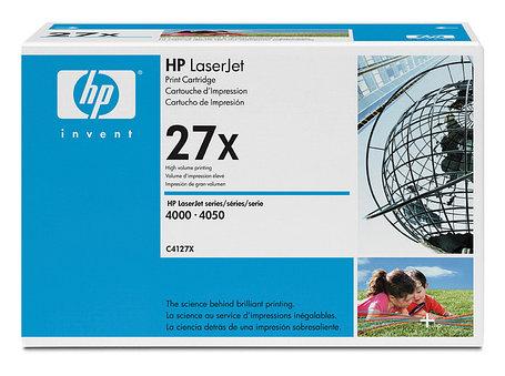 Картридж HP C4127X для LJ 4000/4050, фото 2