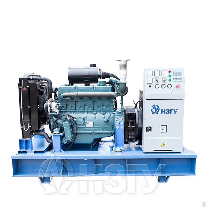 Дизельгенератор AД80-T400-2PМ2 двигатель  DOOSAN PU086