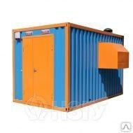 Утепленный блок контейнер УБК-4