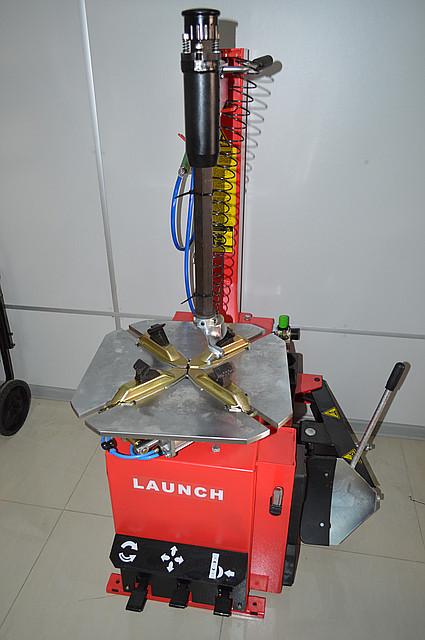 Станок бортировочный LAUNCH TWC-401