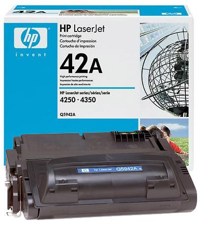 Картридж HP Q5942A для LJ 4250/4350