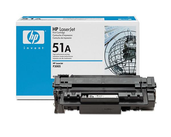 Картридж HP Q7551A для LJ P3005/M3035/M3027