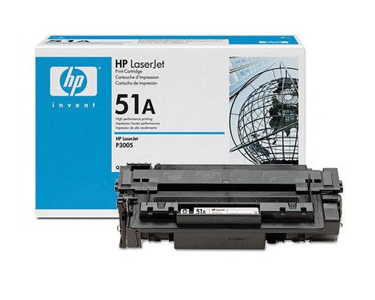 Картридж HP Q7551A для LJ P3005/M3035/M3027, фото 2
