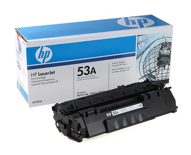 Картридж HP Q7553A для LJ P2015