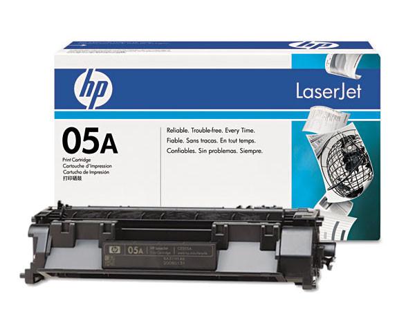 Картридж HP CE505A для LJ P2035 /P2055