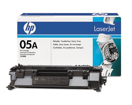 Картридж HP CE505A для LJ P2035 /P2055, фото 2